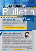 Standards Bulletin Q3 2014WEB 1